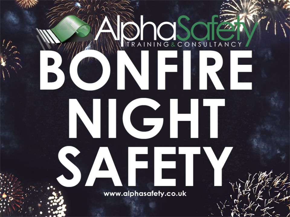 Bonfire Night Safety