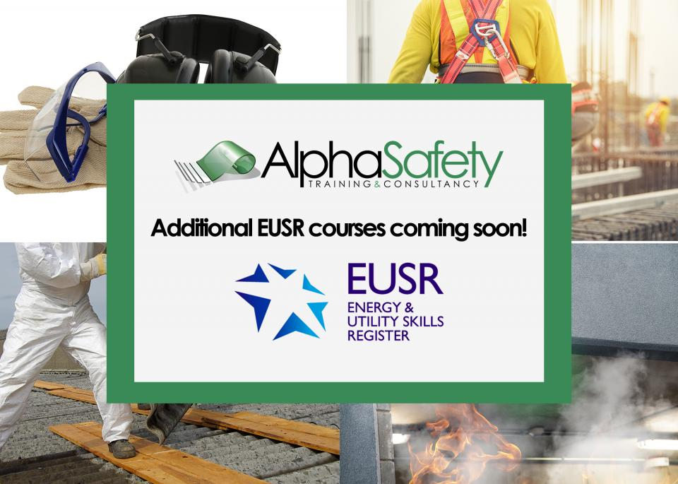 EUSR courses coming soon
