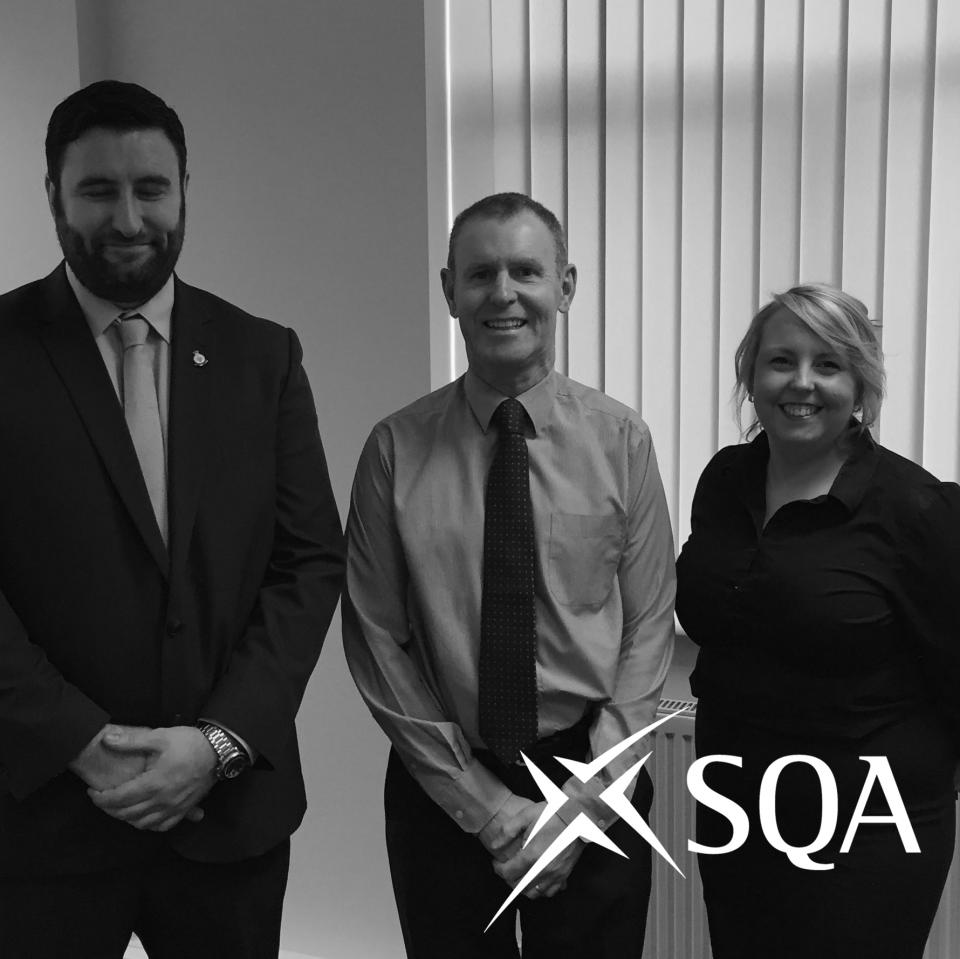 Alpha Receives Big Thumbs Up to Deliver SQA Construction Diplomas!