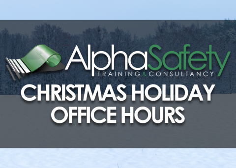 Christmas Holiday Opening Hours  image