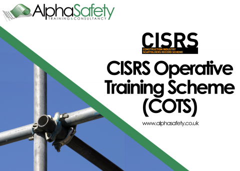 CISRS OPERATIVE TRAINING SCHEME image